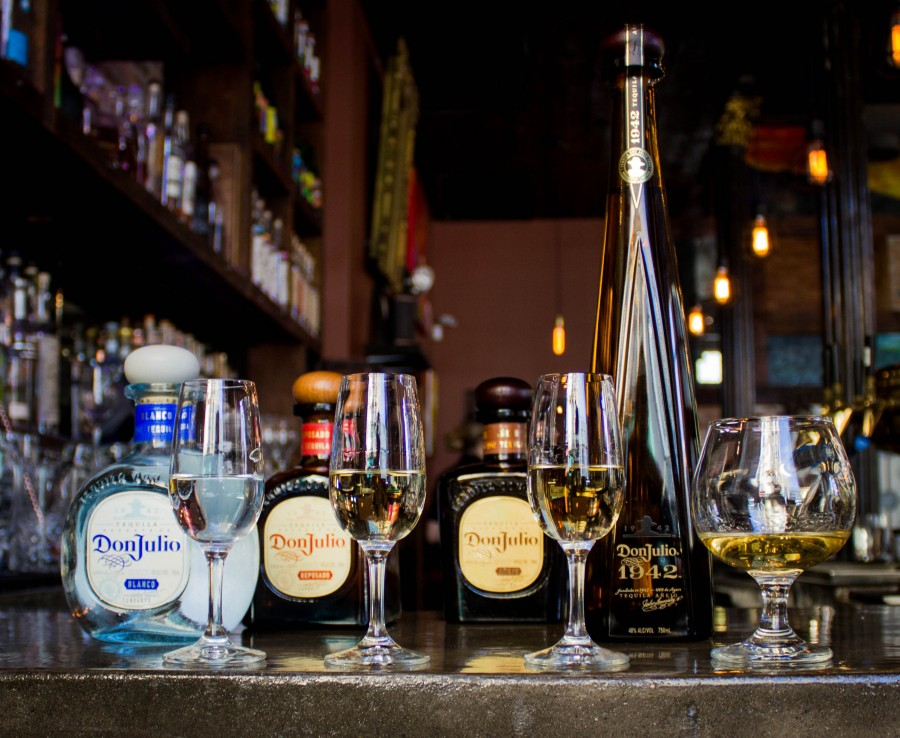 Tasting Table Don Julio